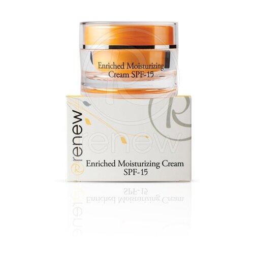 RENEW / Enriched moisturizing cream SPF-15 / Обогащенный увлажняющий крем SPF-15, 50 мл