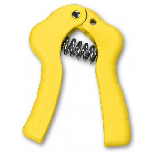 PRO-SUPRA Эспандер кистевой пружинный PRO-SUPRA LIGHT пластиковые ручки 2701 Желтый