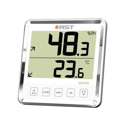 Профессиональный цифровой термометр-гигрометр ( S 415) RST 02415