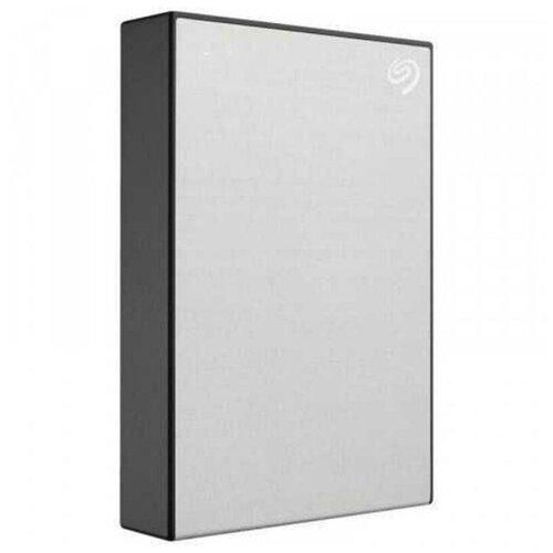 Фото - Портативный HDD Seagate One Touch 5Tb 2.5, USB 3.2 G1, сереб, STKC5000401 портативный ssd seagate one touch 1tb 2 5 usb 3 0 бел stje1000402