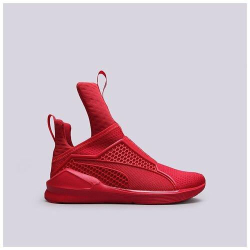 Кроссовки PUMA размер 3, красный кроссовки женские puma st runner v2 sd цвет розовый 36527906 размер 3 5 35