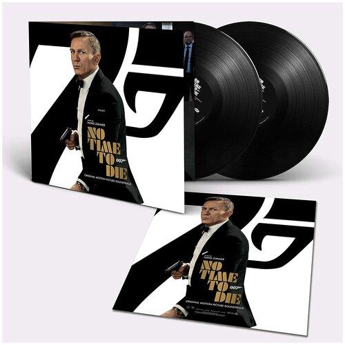 Виниловая пластинка Hans Zimmer. No Time To Die Soundtrack (2 LP)