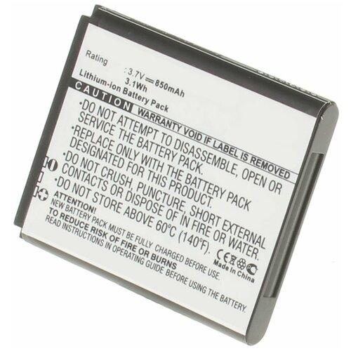 Аккумулятор iBatt iB-U3-M277 850mAh для Samsung GT-C3050C, GT-C3053, SGH-F110 miCoach, SGH-F118, SGH-F768, SGH-J578, B3210 Corby TXT,