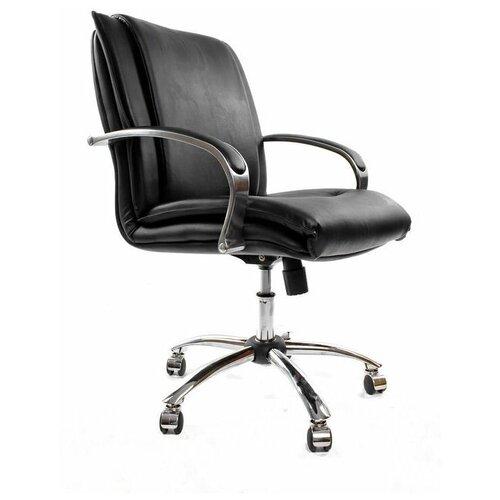 Кресло офисное Артекс Хром низкая спинка