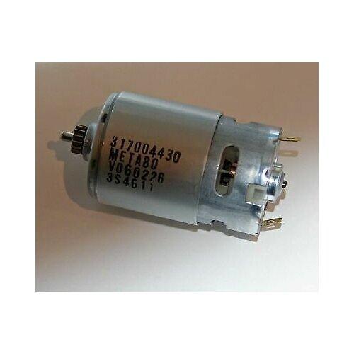 Мотор 18v для дрели-шуруповерта Metabo BS18 (317004430)
