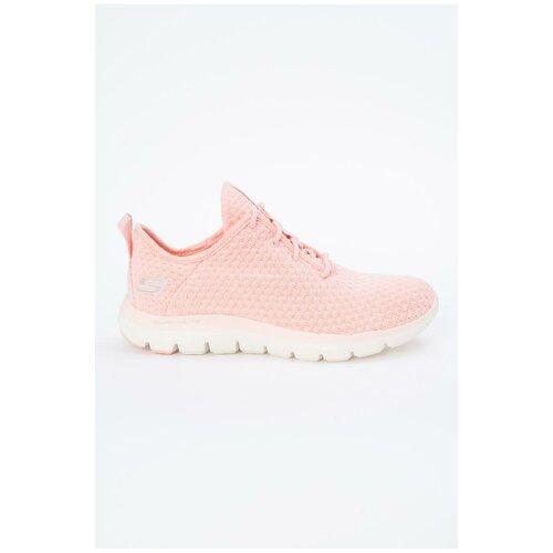 Текстильные кроссовки 12773-LTPK Розовый 37