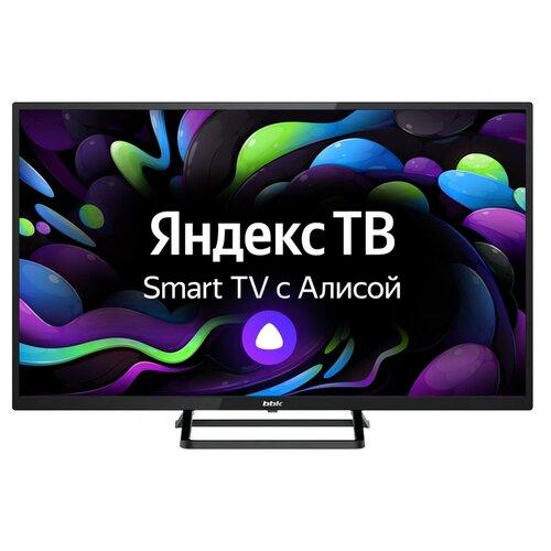 Фото - Телевизор BBK 32LEX-7272/TS2C 32 (2020) на платформе Яндекс.ТВ, черный bbk 32lex 7272 ts2c 32 черный