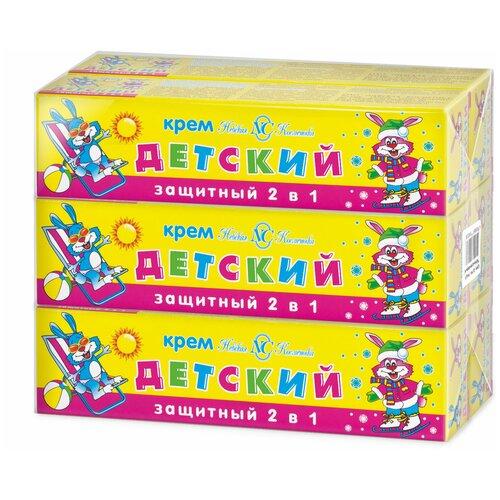 Детский крем Невская Косметика Защитный от непогоды 40мл 6 шт. в наборе