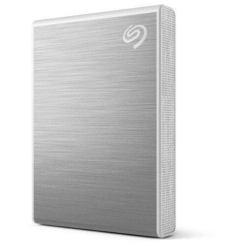 Фото - Внешний жесткий диск 1 ТБ Seagate One Touch (STKG1000401) жесткий диск seagate one touch ssd 1tb black stje1000400