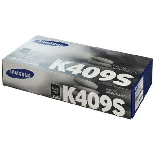 Фото - Тонер-картридж Samsung CLT-K409S (SU140A) чер. для CLP-310/315/CLX-3170FN картридж samsung clt k409s see