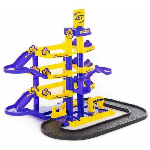 Купить Паркинг Jet 4-уровневый с дорогой, Полесье, Детские парковки и гаражи