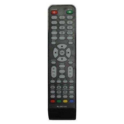 Фото - Пульт ДУ Rolsen RL-24E1303 (TV-03) LCD TV пульт huayu rc a06 rl 32b05f rb 32k101u для tv dvd rolsen