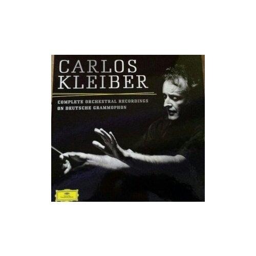 Фото - Виниловые пластинки, Deutsche Grammophon, CARLOS KLEIBER - Schubert: Symphony No.8 & Symphony No.3 (LP) sibelius sibelius symphony no 2