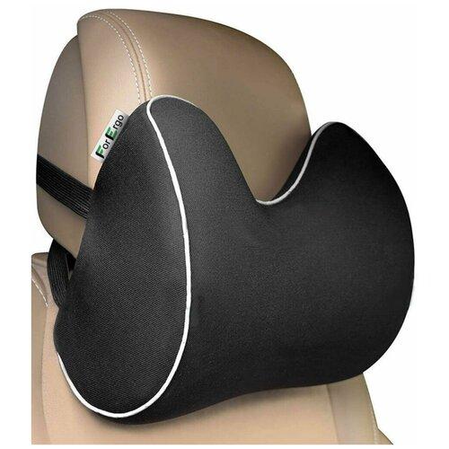 Подушка на подголовник автомобильного кресла в машину, шейная подпорка для поддержки головы и шеи
