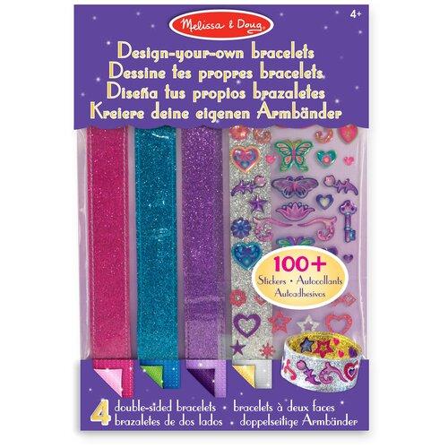 Купить Melissa&Doug, Творчество Н-р для создания украшений, Melissa & Doug, Наборы для создания украшений