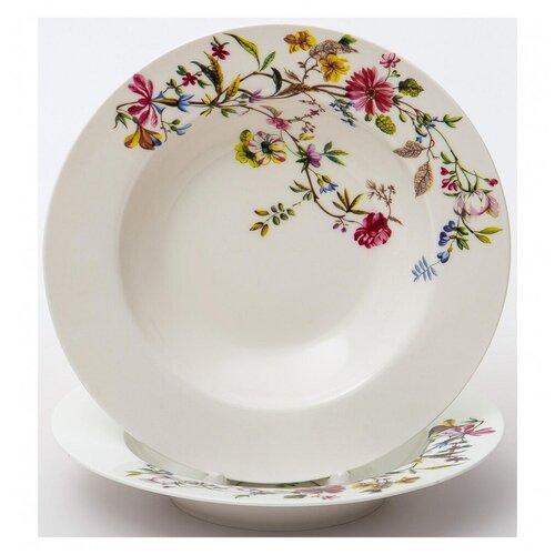 Набор тарелок Balsford Латона | Летнее утро, 2 предмета (арт 104-03108) набор тарелок balsford полевые цветы 550 мл 2 предмета арт 169 40004