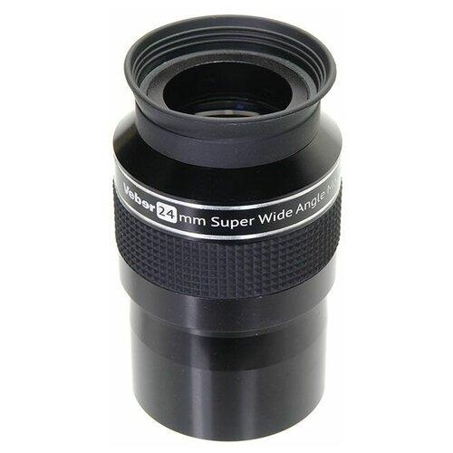 Окуляр для телескопа Veber 24mm SWA ERFLE 2