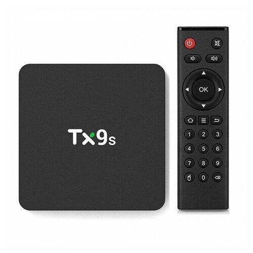 Смарт ТВ приставка Tanix TX9s 2/8 Gb WiFi 2,4/5 Ггц (2021)