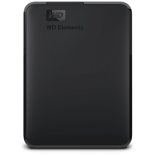 Фото - Внешний HDD Western Digital WD Elements Portable (WDBU) 2 TB, черный professional 2 7 lcd 2500v digital insulation resistance tester