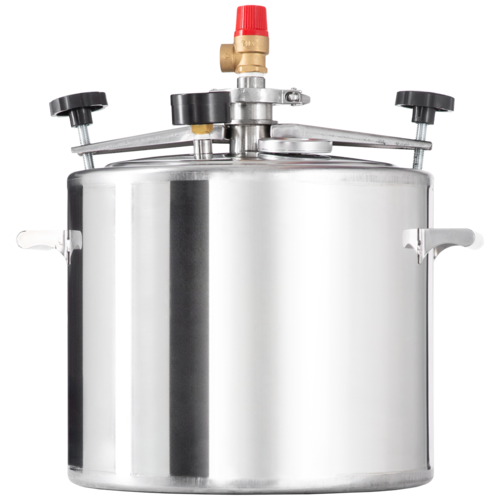 Автоклав для консервирования Малиновка 2 в 1 Версия 3 , 20 л