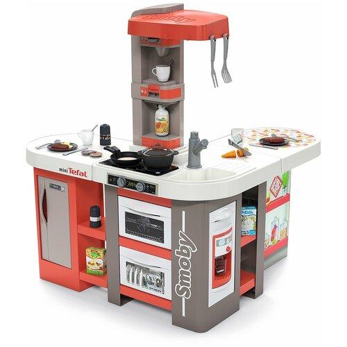 Детская кухня Smoby Tefal Studio XXL, кипение, 39 аксесс. 311046