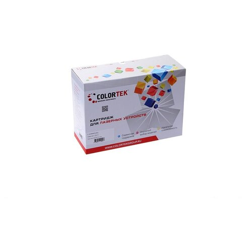 Фото - Картридж Colortek (схожий с Xerox 101R00474) для Xerox Phaser 3052/3260/Xerox WorkCentre 3215/3225 картридж xerox 101r00474 phaser 3052 3260 wc3215 3225 10k drum superfine
