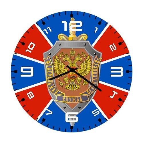 SvS Настенные часы SvS 3001600 Герб ФСБ