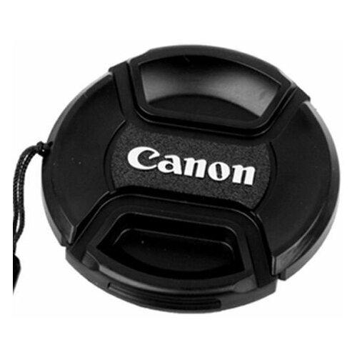 Фото - Крышка Canon на объектив, 55mm крышка nikon на объектив 55mm