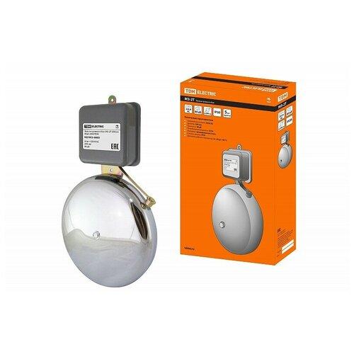 Звонок громкого боя МЗ-2Т-200мм 80дБ 220В TDM, цена за 1 шт