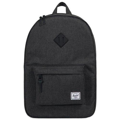 Городской рюкзак Herschel Heritage 21.5, blackcrosshatch/black
