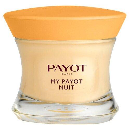 Фото - Средство ночное восстанавливающее для лица Payot My Payot Nuit 50 мл ночное восстанавливающее масло для лица vinosource hydra 30мл
