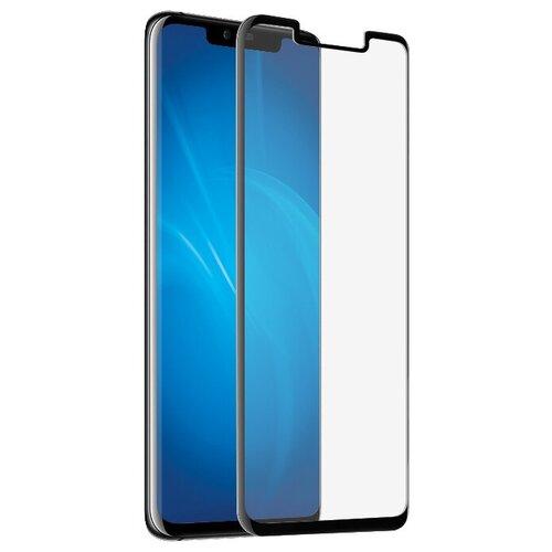 Закаленное стекло DF для Huawei Mate 20 Pro Full Screen 3D Black Frame hwColor-80 закаленное стекло df для huawei p30 pro 3d full screen black hwcolor 94