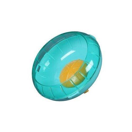 Колесо для хомяков/D11см Шурум-Бурум/Колесо для мелких грызунов/Колесо пластиковое для грызунов