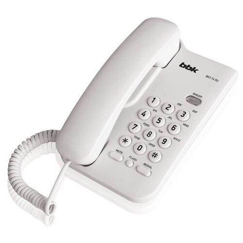 Телефон BBK BKT-74 White
