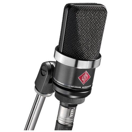 Микрофон студийный конденсаторный Neumann TLM 102 bk