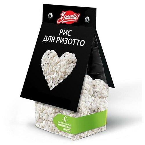Рис для ризотто среднезерный Bravolli!, 350 гр недорого