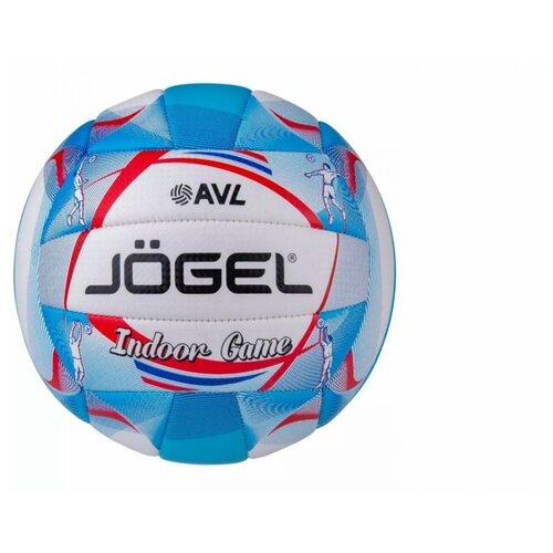 Мяч волейбольный JOGEL Indoor Game