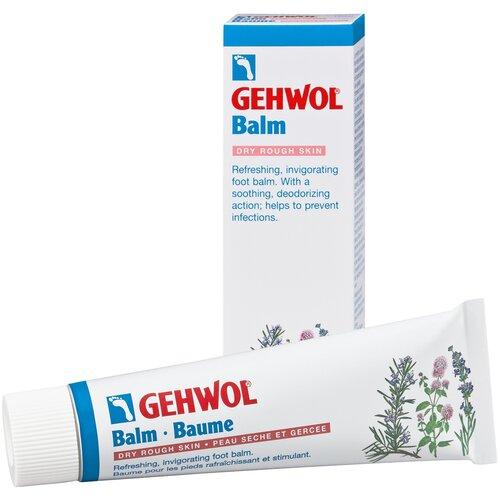 Купить Gehwol Classic Product Balm Dry Rough Skin - Тонизирующий бальзам «Авокадо» для сухой кожи 75 мл