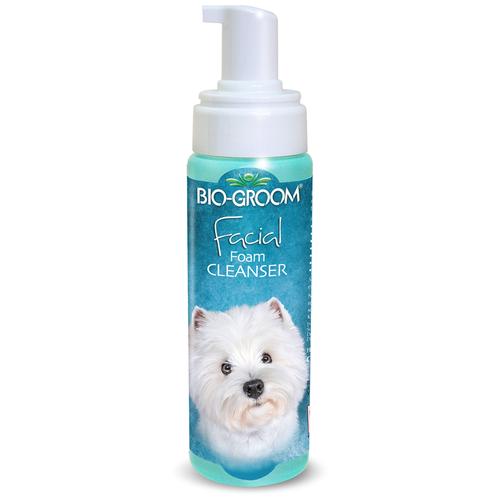 Bio-Groom Пенка очищающая для мордочки Bio-Groom Facial Foam Cleanser, 236мл