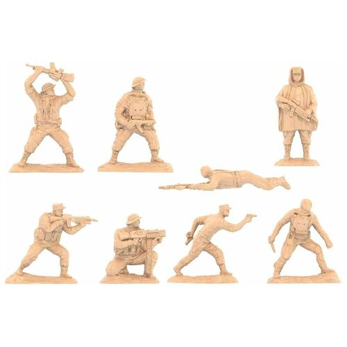 Игровой набор Солдатики 16 шт. Нордпласт 319