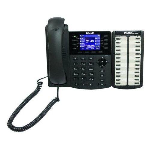 D-Link IP - телефон D-Link DPH-150S/F5B IP-телефон с цветным дисплеем, 1 WAN-портом 10/100Base-TX и 1 LAN-портом 10/100Base-TX