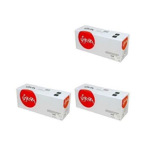 Sakura SATK350-3PK Картриджи комплектом TK-350 черный 3 упаковки, совместимый [выгода 3%] Black 45К для FS-3040MFP FS-3040, FS-3140+ FS-3140, FS-3140MFP, FS-3540MFP FS-3540, FS-3640MFP FS-3640, FS-3920DN FS-3920