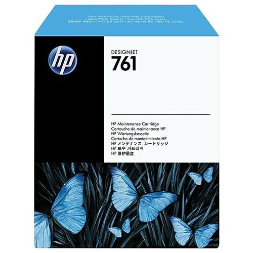 Фото - Емкость для отработанных чернил Hewlett-Packard CH649A (HP 761) сервисный комплект hewlett packard c8058a для hp laser jet 4100 series
