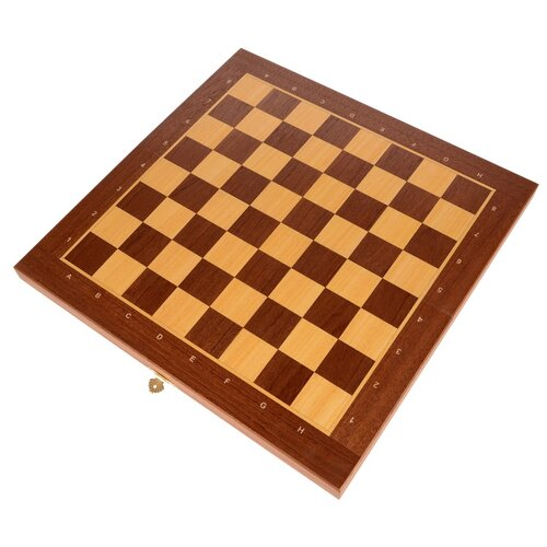 WoodGames Шахматный ларец складной Махагон