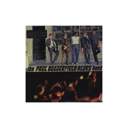 butterfield blues band butterfield blues band keep on moving colour Виниловые пластинки, MUSIC ON VINYL, PAUL BUTTERFIELD - Paul Butterfield Blues Band (LP)