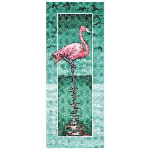 Набор для вышивания Фламинго HERITAGE PUFM1420E