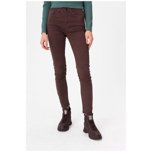 брюки tom farr размер 25 бордовый Брюки Tom Farr, размер 25, темный бежевый