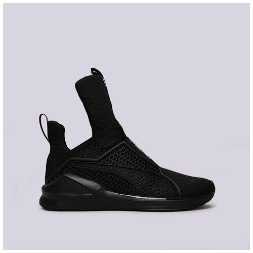 Кроссовки PUMA размер 5, черный кроссовки женские puma st runner v2 sd цвет розовый 36527906 размер 3 5 35