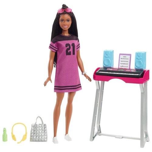 Набор игровой Barbie Бруклин с аксессуарами, GYG40