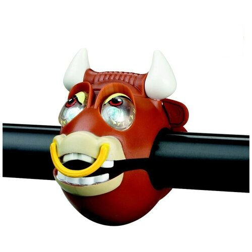 Фонарик Crazy Stuff Bull, light, с брелком